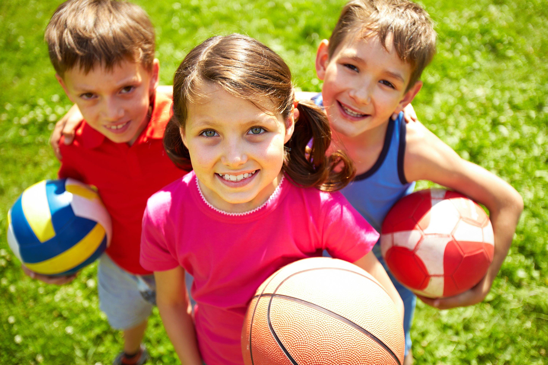 niños deportivo